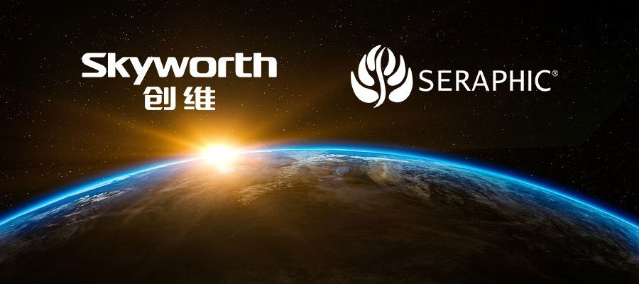 SERAPHIC, Skyworth Digital deliver OpApp STBs to tivùsat