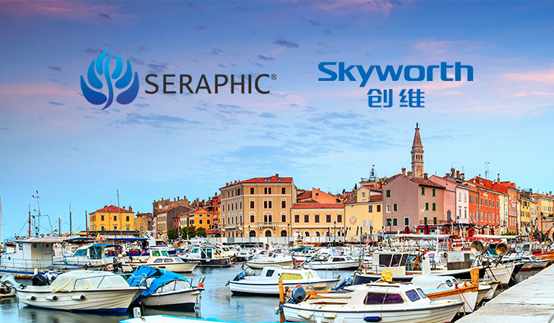 Skyworth deploys SERAPHIC-based HbbTV STBs in Croatia