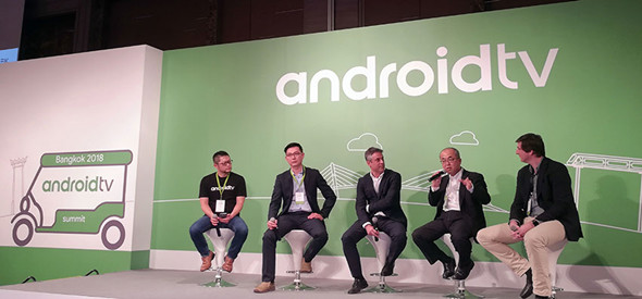 Thanks for meeting us at Android TV APAC Summit